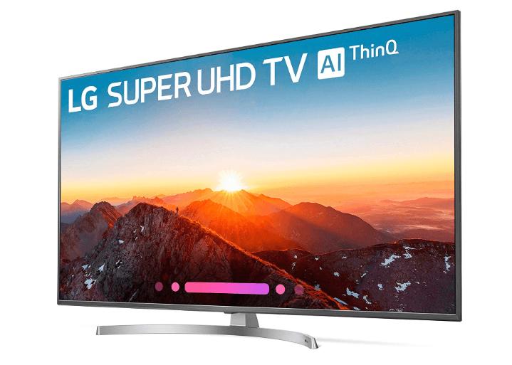 LG TV 2018 Model